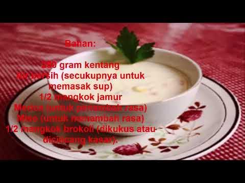Krim Sup Jamur untuk mengobati Kanker Serviks