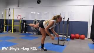 Kristen Volleyball Preseason Strength/Speed/Endurance Training