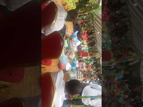 Marriage cutume 2017 au Gabon