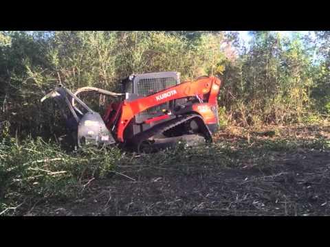 Bobcat Real Land Clearing Doovi