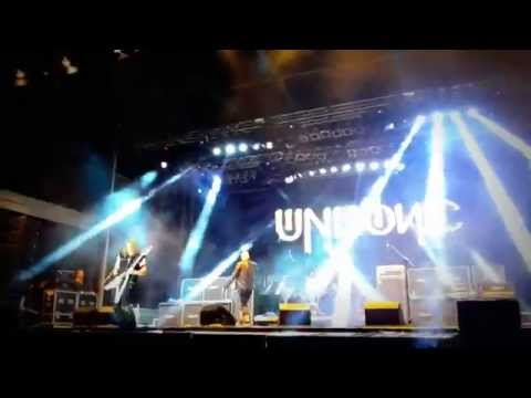Unisonic - March of time live at Kavarna rock fest 2015