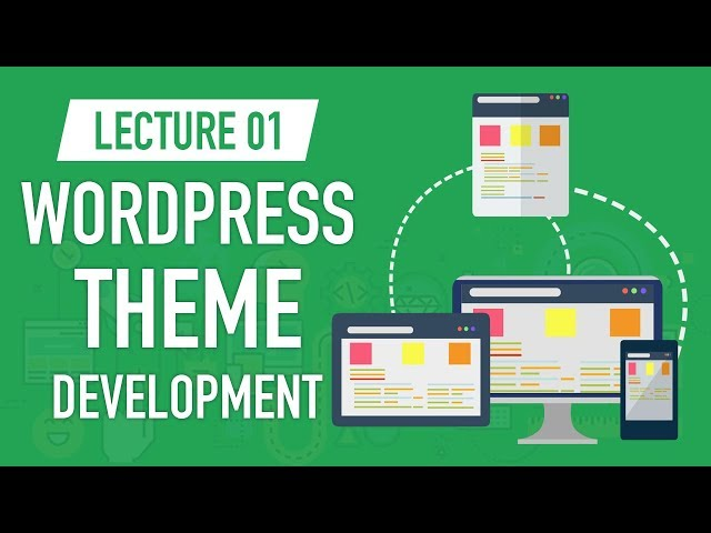 01 - WordPress Theme Development in Urdu & Hindi - 2019
