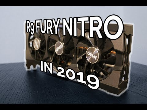 R9 Fury In 2019 | Review | Only $150