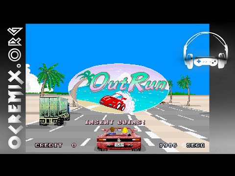 OC ReMix #1960: OutRun 'Shiny New Ferrari' [Magical Sound Shower] by LuIzA