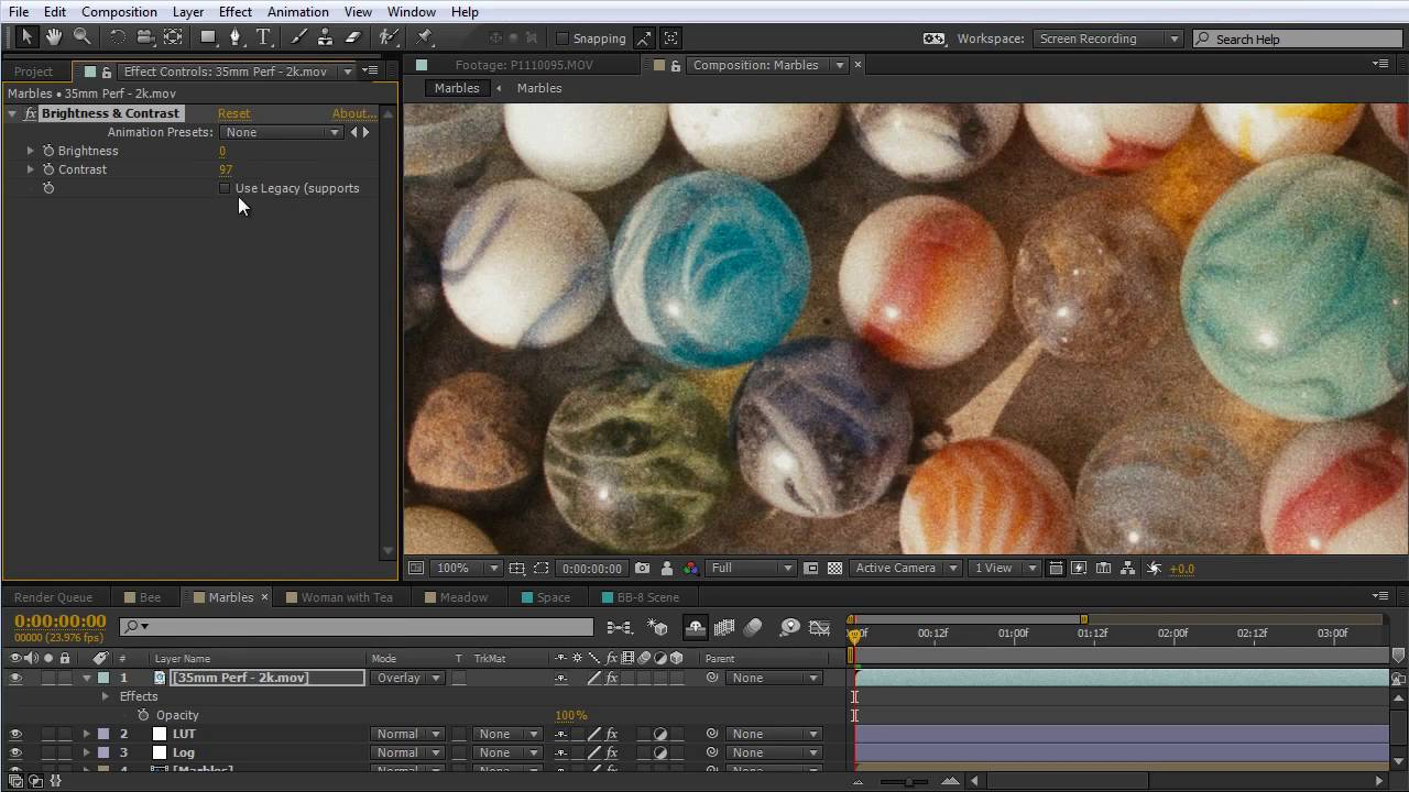 How to Create the Film Look With Your Footage for Free