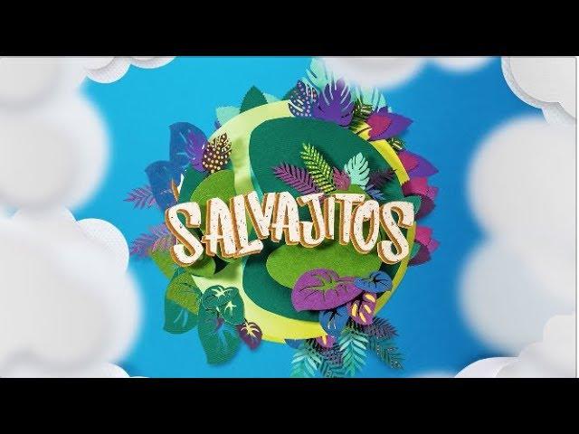 Kinder® Joy presenta: Crazy Friends Salvajitos