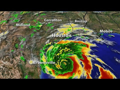 Hurricane Harvey may cause spike in U.S. gas prices