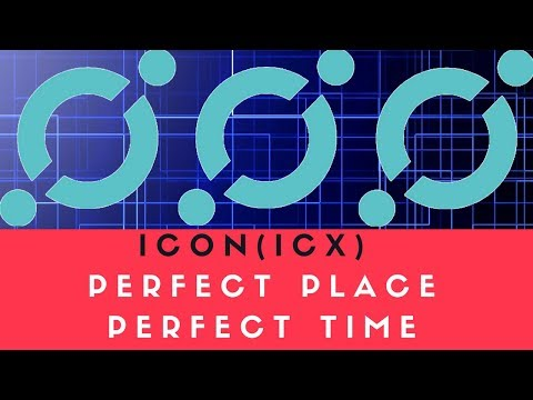 ICON - The Biggest Coin in South Korea - Connecting All of SK!