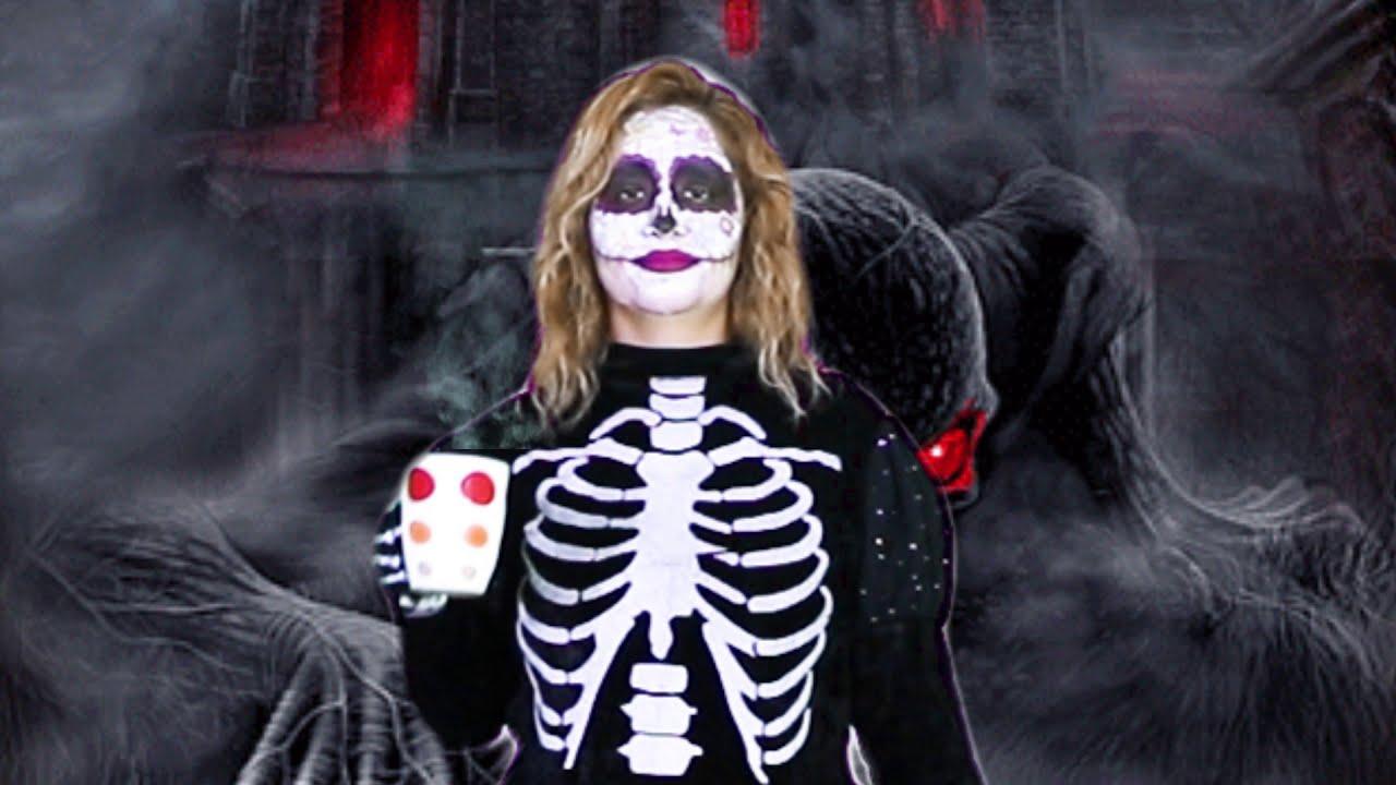 Chumbala Cachumbala por el dia de Muertos y Halloween