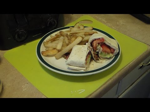 Poultry Bacon Ranch Wrap