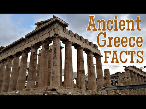 Ancient Greece Facts for Kids | Classroom History Learning Video
