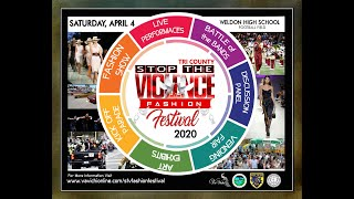 Tri County Stop The Violence Fashion Festival