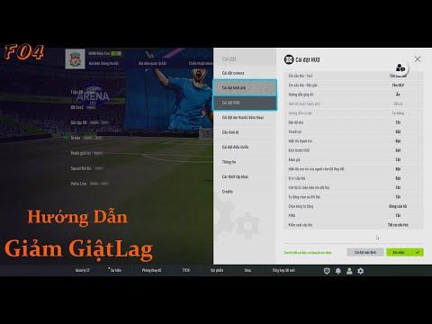[ FIFA ONLINE 4 ]  Hướng Dẫn Cài Đặt Setting In Game Giúp Giảm Giật Lag Cho Máy Tính Yếu Và Laptop