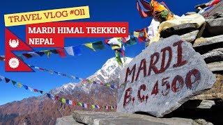 Vlog #011 - MARDI HIMAL TREKKING - Nepal