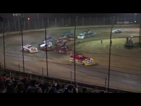 Moler Raceway Park | 7/27/18 | Buckeye Late Model Dirt Week | Feature