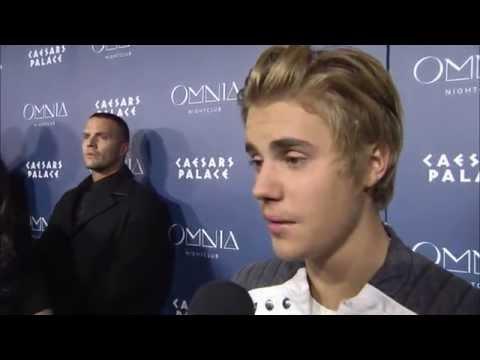 Justin Bieber 21st Birthday at OMNIA Nightclub