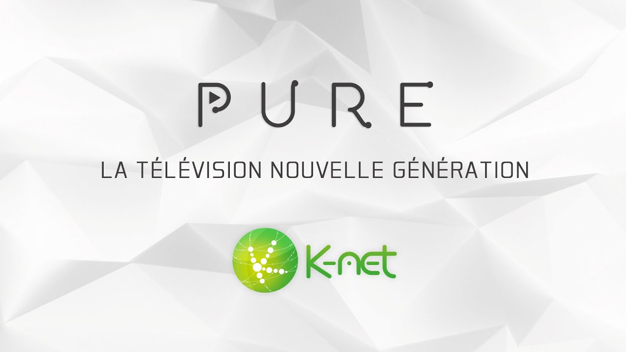 Box TV Pure - Nouvelle interface Android TV 9 Pie