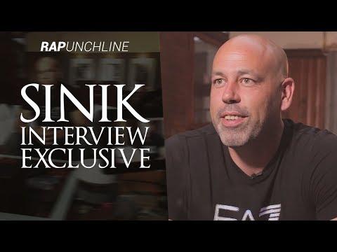 Sinik parle de son retour, son clash avec Booba, de Sofiane, PNL, son salon de tatouage...