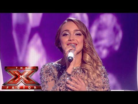 Lauren Platt sings Nat King Cole's Smile | Live Week 6 | The X Factor UK 2014