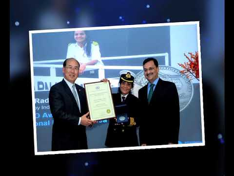 Radhika Menon - India's First Female Merchant Navy Captain