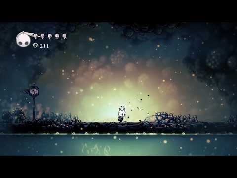 Hollow Knight Ep. 5 100% Completion - Mantis Village, Mantis Claw, New Wall Jump Ability