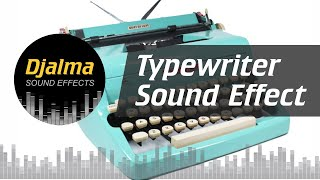 Typewriter Sound Effect Lagu MP3 Gratis, Video MP4 & 3GP - PlanetLagu