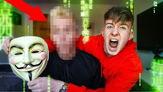 I FOUND the GAME MASTER! The Game Master FACE REVEAL!! (Hidden Secret Evidence)