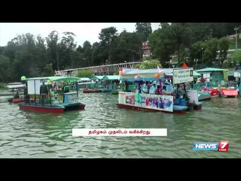 TN ranks first in Tourist arrivals: Shanmuganathan | Tamil Nadu | News7 Tamil |