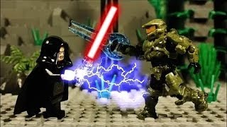 Lego Halo vs Star Wars 21