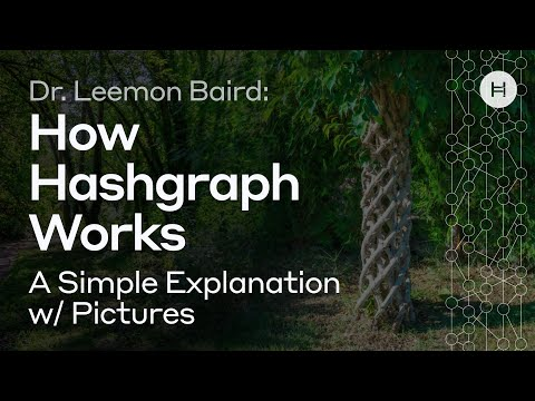 Dr. Leemon Baird: How Hashgraph Works - A Simple Explanation W/ Pictures