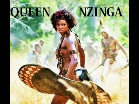 Queen Nzinga Nubian Warrior