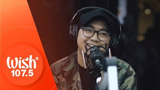 "John Roa performs ""Natatangi"" LIVE on Wish 107.5 Bus"