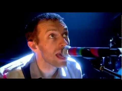 "COLDPLAY - ""GLASS OF WATER"" - Lyrics - 1080p"