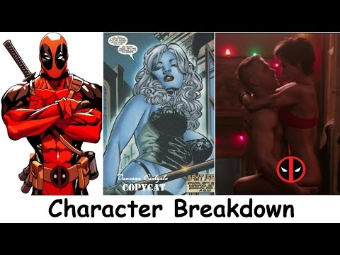Deadpool Movie Characters Who Are They?
