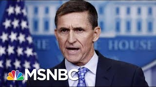 Mike Flynn Play For Trump Sympathy Not Well Suited To Fact-Based Court | Rachel Maddow | MSNBC
