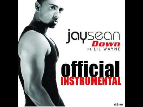 Jay Sean ft. Lil Wayne- Down (Official Instrumental)
