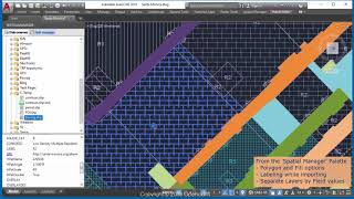 Importing Shapefiles in AutoCAD (UPDATED) - Spatial Manager Blog thumbnail
