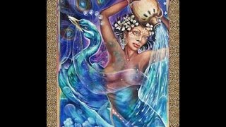 AQUARIUS `WATER BEARER * OCTOBER 2015 *Clairvoyant Alchemy* #17 STAR, Independent, Inventive..