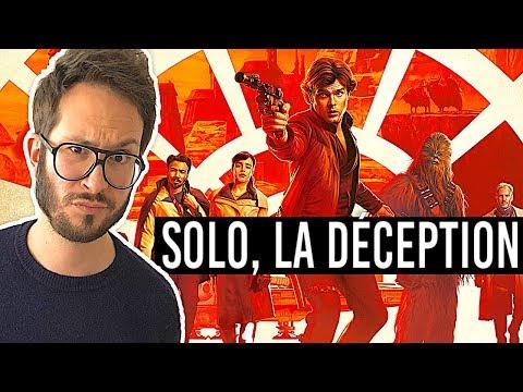 J'ai vu SOLO Star Wars Story, la déception ! SANS SPOILER