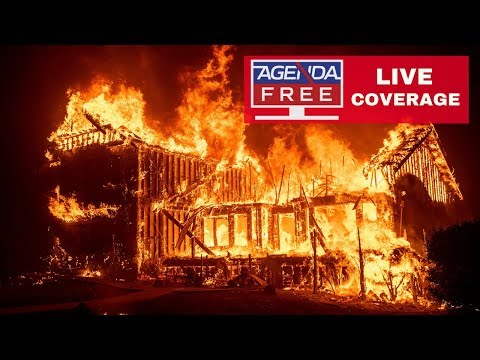 Woolsey Fire - LIVE COVERAGE