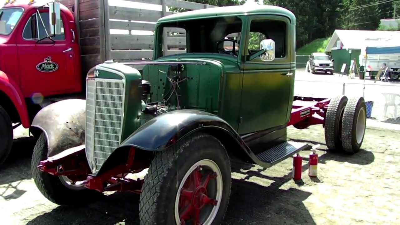 1930 s International Truck Antique Truck Show ,Duncan BC,2012 - YouTube