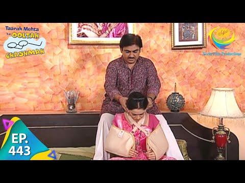 Taarak Mehta Ka Ooltah Chashmah - Episode 443 - Full Episode