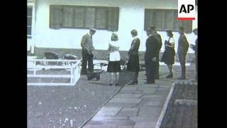 4:3 Hitler bodyguard Rochus Misch, last witness to Fuehrer's final hours, dies