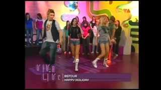 BeFour-Happy Holiday (Live@Viva Live!)