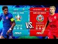 EURO 2021 All-Stars vs. REJECTS! - FIFA 21 Career Mode