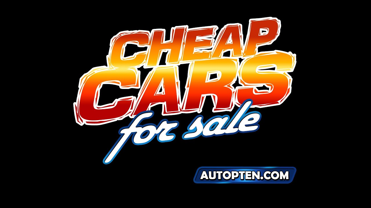 Nice Used Cars For Featured This Week Autopten You