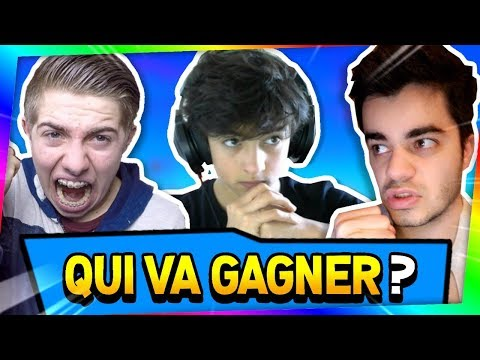 FORTNITE - L'ULTIME DUEL CONTRE MICHOU ET INOX !!