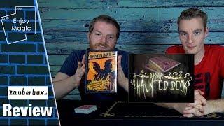 Reputation Maker (Matthew Wright) & Haunted Deck (Rasmus)    Enjoy Magic Review