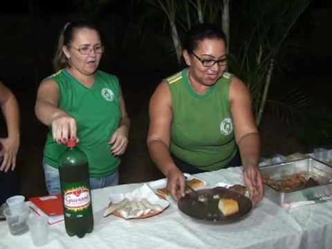 Feira Gastronômica e noite cultural foram as atrações da escola Vida e esperança nesta sexta feira e