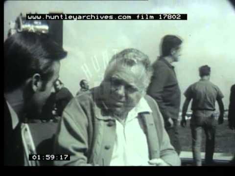 Interview with Harry Saltzman, 1960's - Film 17802